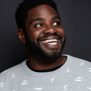 Ron Funches photo by Rebecca Pimm